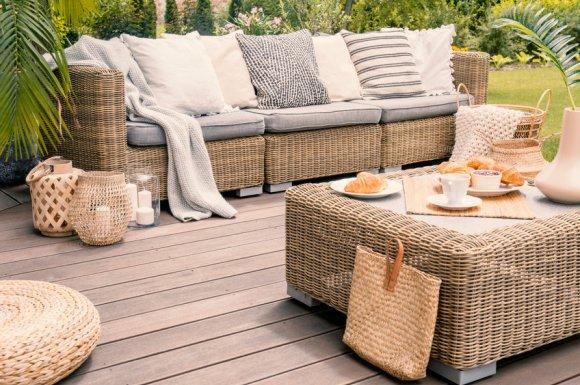 Création et pose de terrasse bois par menuisier en Haute-Savoie