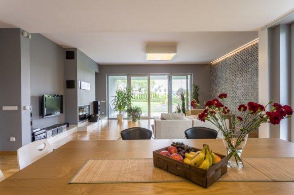 Aménagement et agencement d'intérieur en vieux bois à Chamonix-Mont-Blanc