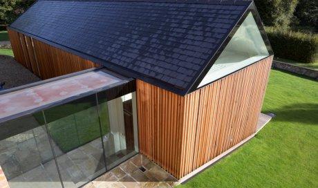 Professionnel pour la construction d'extension de maison en bois à Chamonix-Mont-Blanc
